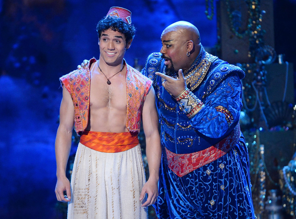 Revisiting Aladdin: Interview with James Monroe Iglehart ...