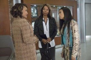 Empire S2 Ep16 pic 4 Vivica A. Fox, Tasha Smith and Taraji P. Henson