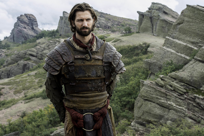 Game of Thrones S6 Ep5 The Door Michiel Huisman as Daario ... Daario Naharis Game Of Thrones