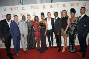 HISTORY's ROOTS Premiere - The Cast