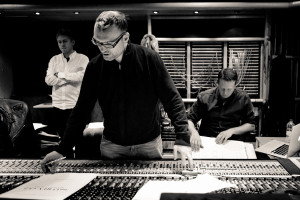 Henry Jackman // Captain America II scoring sessions, December 19, 2013 Air Studios, London Commissioned by Costa Communications