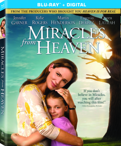 Miracles From Heaven BD