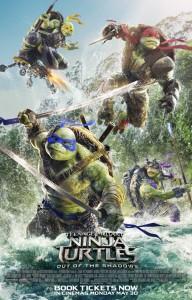 Teenage Mutant Ninja Turtles Out of the Shadows poster 3