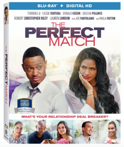 The Perfect Match Blu-ray