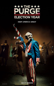 The Purge Election Year poster 2