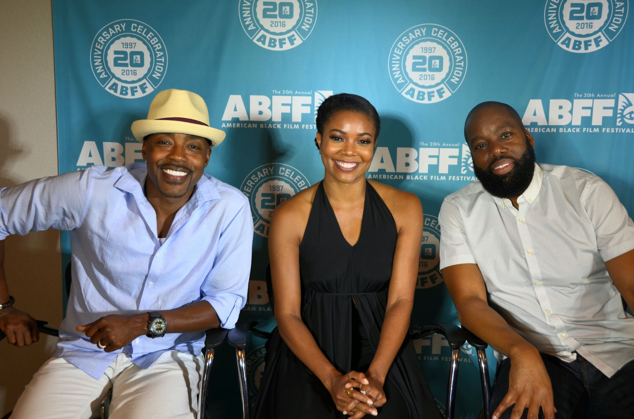 Almost Christmas Gabrielle Union.Abff 2016 Producers Will Packer Gabrielle Union And David