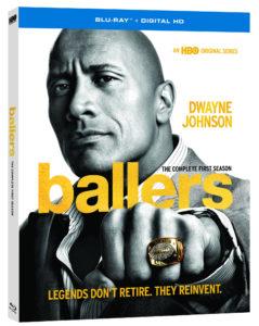 Ballers Blu-ray