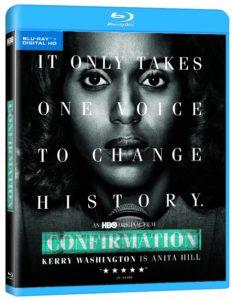 Confirmation Blu-ray