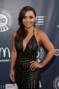 Danielle Nicolet at ABFF 2016