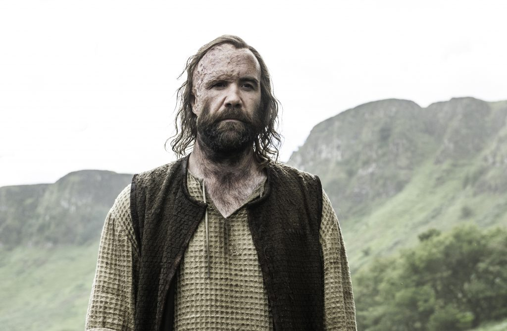 hound in game of thrones