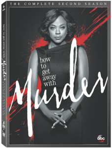 How To Get Away With Murder S2 DVD