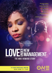 Love Under New Management The Miki Howard Story poster