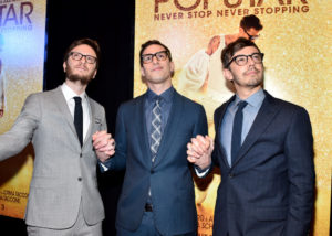 Popstar Never Stop Never Stopping Akiva Schaffer, Andy Samber and Jorma Taccone 2