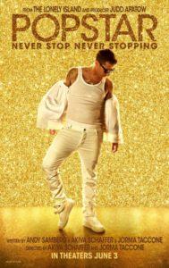 Popstar Never Stop Never Stopping poster