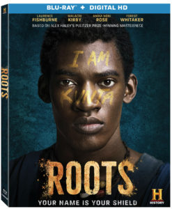 Roots Blu-ray and Digital HD