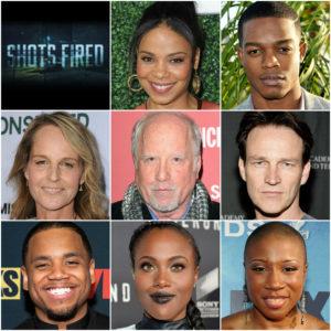 Shots Fired Cast