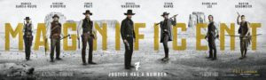 The Magnificent Seven Poster 1