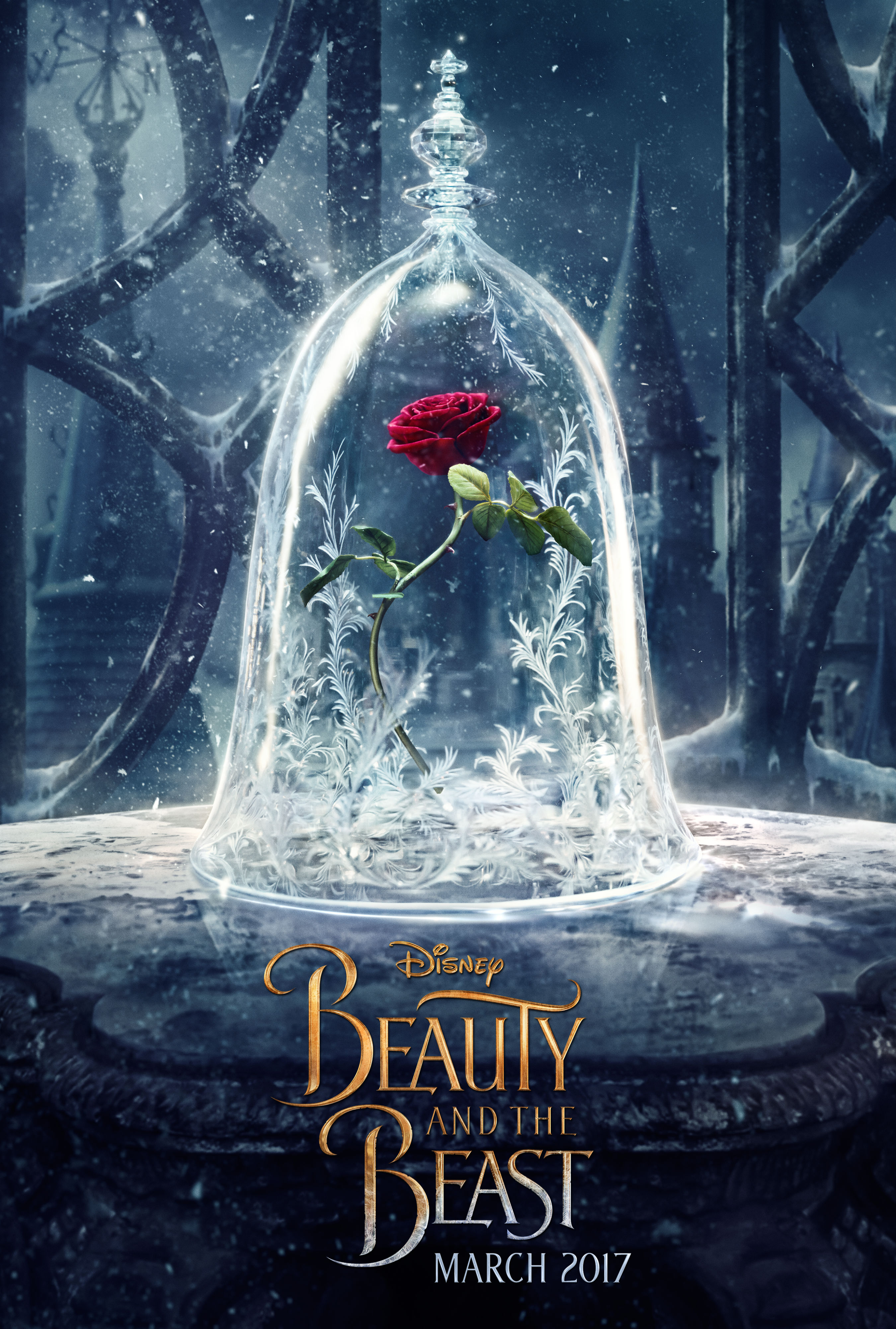 "Beauty And Fashion Youtube: New Pics For Disney's ""Beauty And The Beast"""