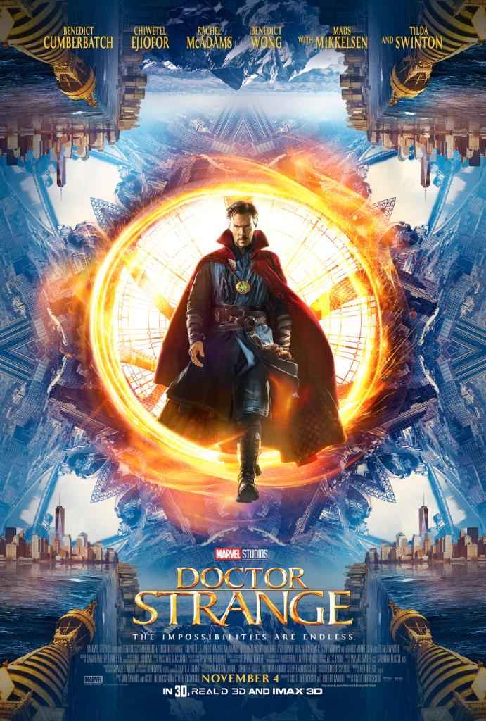 New Photos And Character Posters To Marvel's Doctor ...