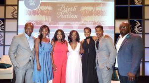 MPAA John Gibson at ABFF 2016 Birth of a Nation cast