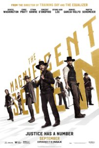 The Magnificent Seven Poster 3