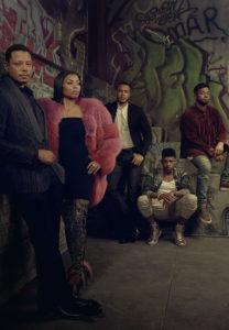 Empire Season 3 - Terrence Howard, Taraji P. Henson, Trai Byers, Bryshere Gray and Jussie Smollet