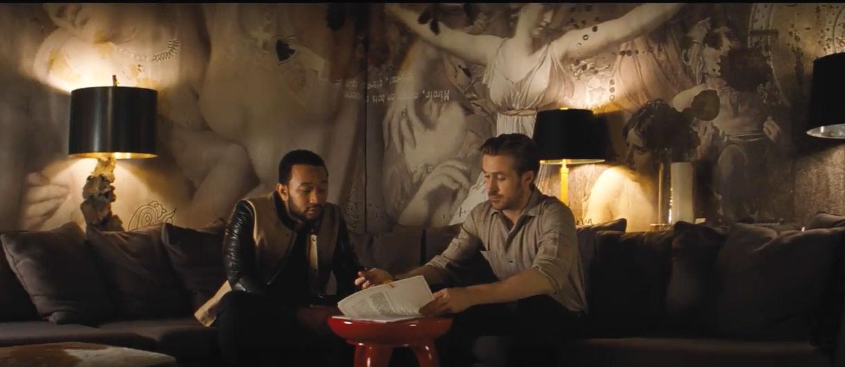 La La Land – Hãy cứu lấy những giấc mơ La La Land – Hãy cứu lấy những giấc mơ La La Land John Legend and Ryan Gosling
