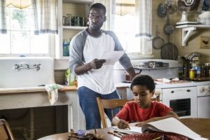 Queen Sugar Kofi Siriboe and Ethan Hutchison