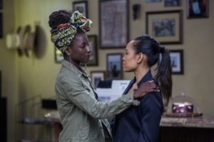 Queen Sugar Rutina Wesley and Dawn-Lyen Gardner