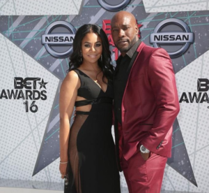 Regina Hall and Morris Chestnut