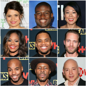 The Breaks Cast