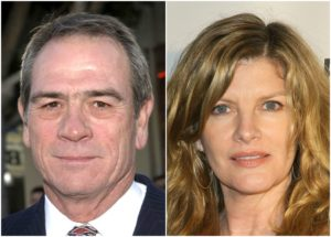 Tommy Lee Jones Rene Russo
