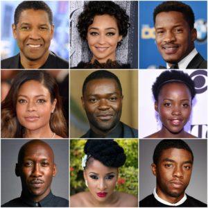 Black Actors TIFF 2016