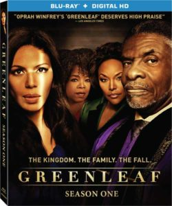 Greenleaf S1 Blu-ray