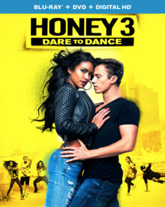 Honey 3 Dare to Dance Blu-ray