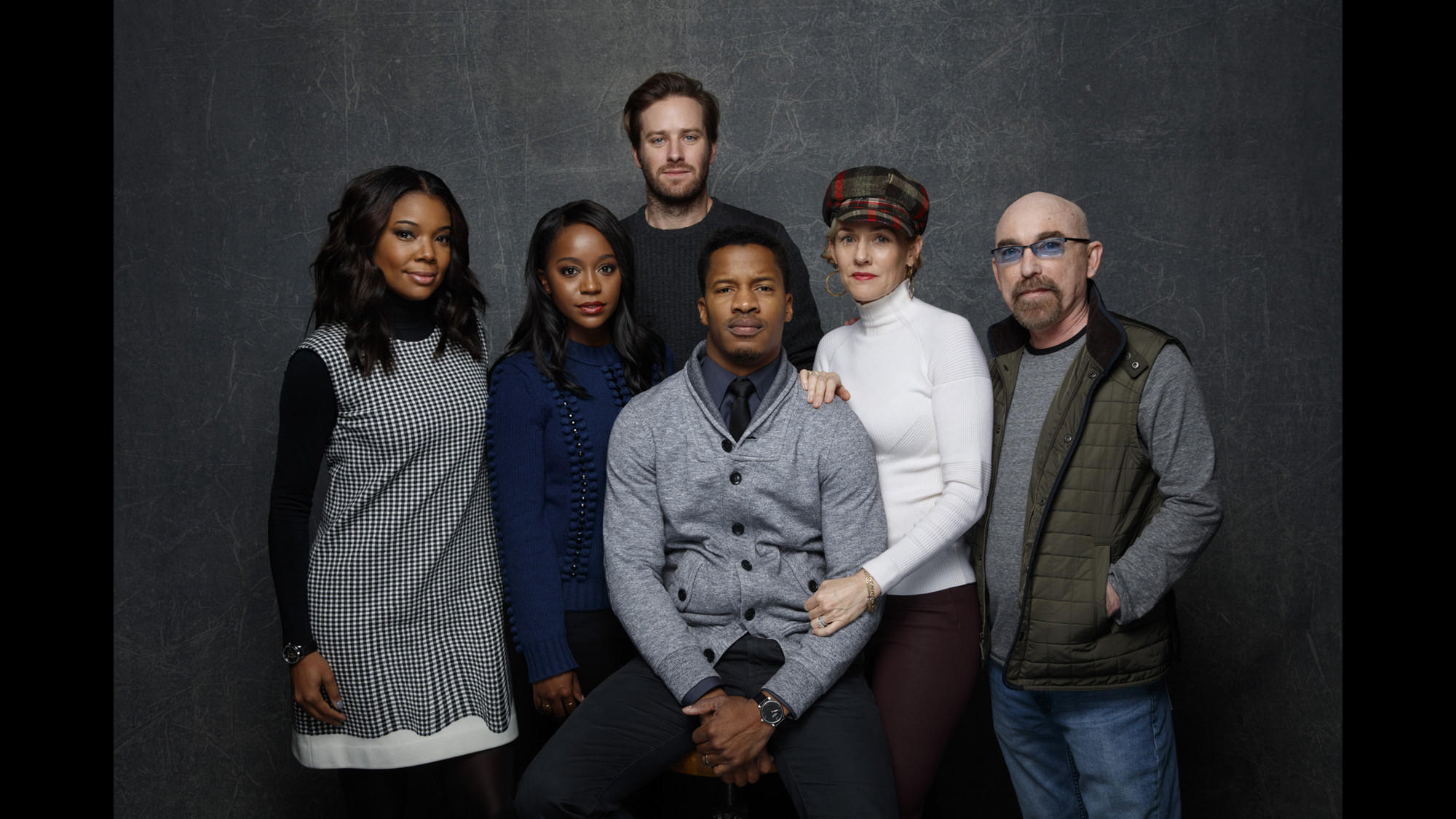 The birth of a nation gabrielle union left aja naomi king