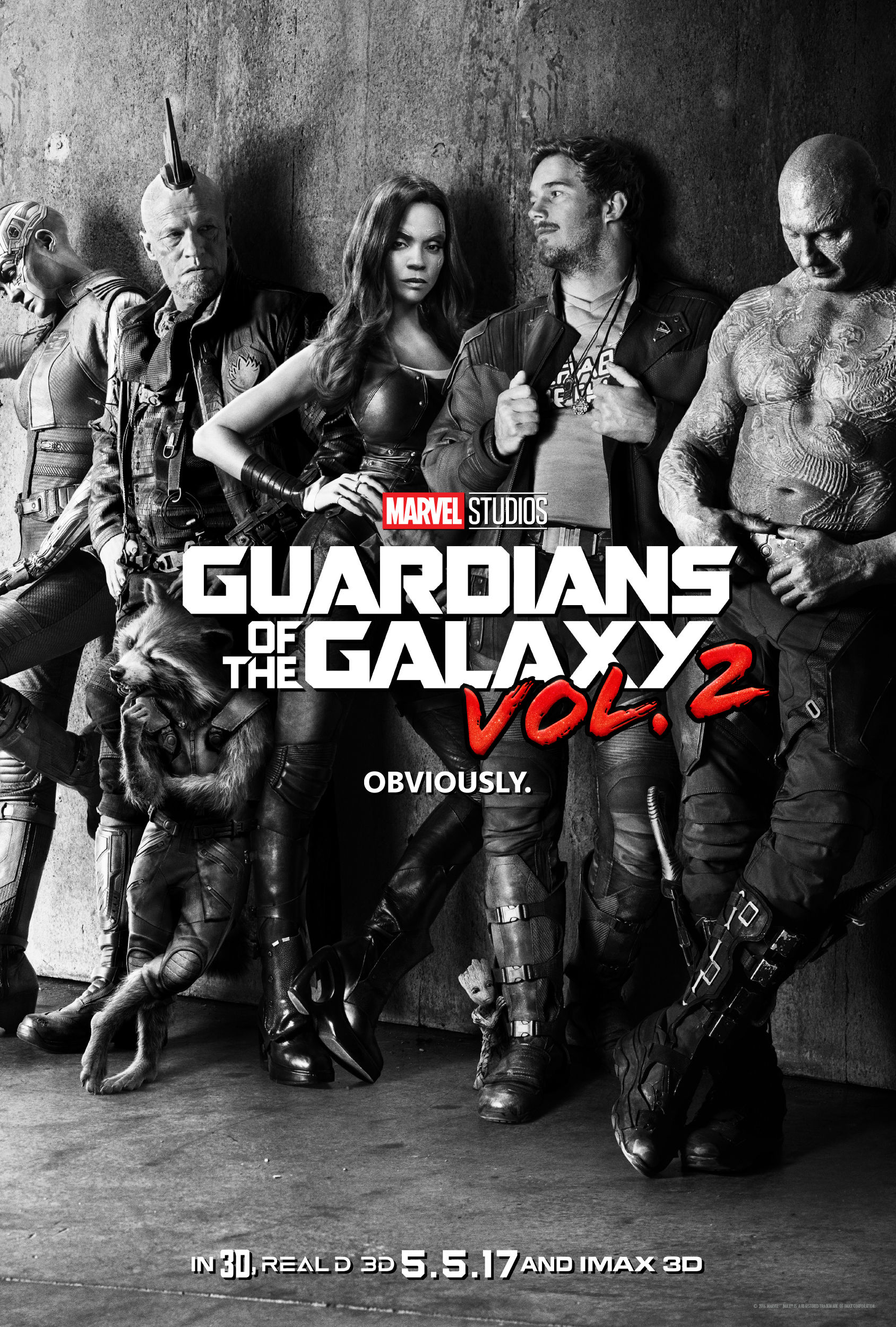 Marvel Releases 13 New Photos For Guardians of the Galaxy ...