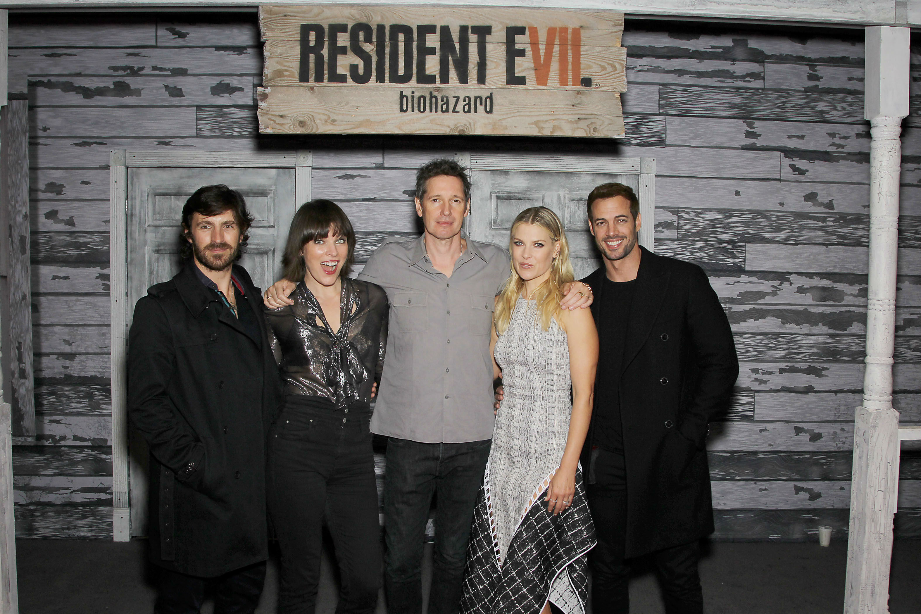 Resident Evil The Final Chapter Cast On Reclaiming: Resident-evil-the-final-chapter-eoin-macken-milla-jovovich