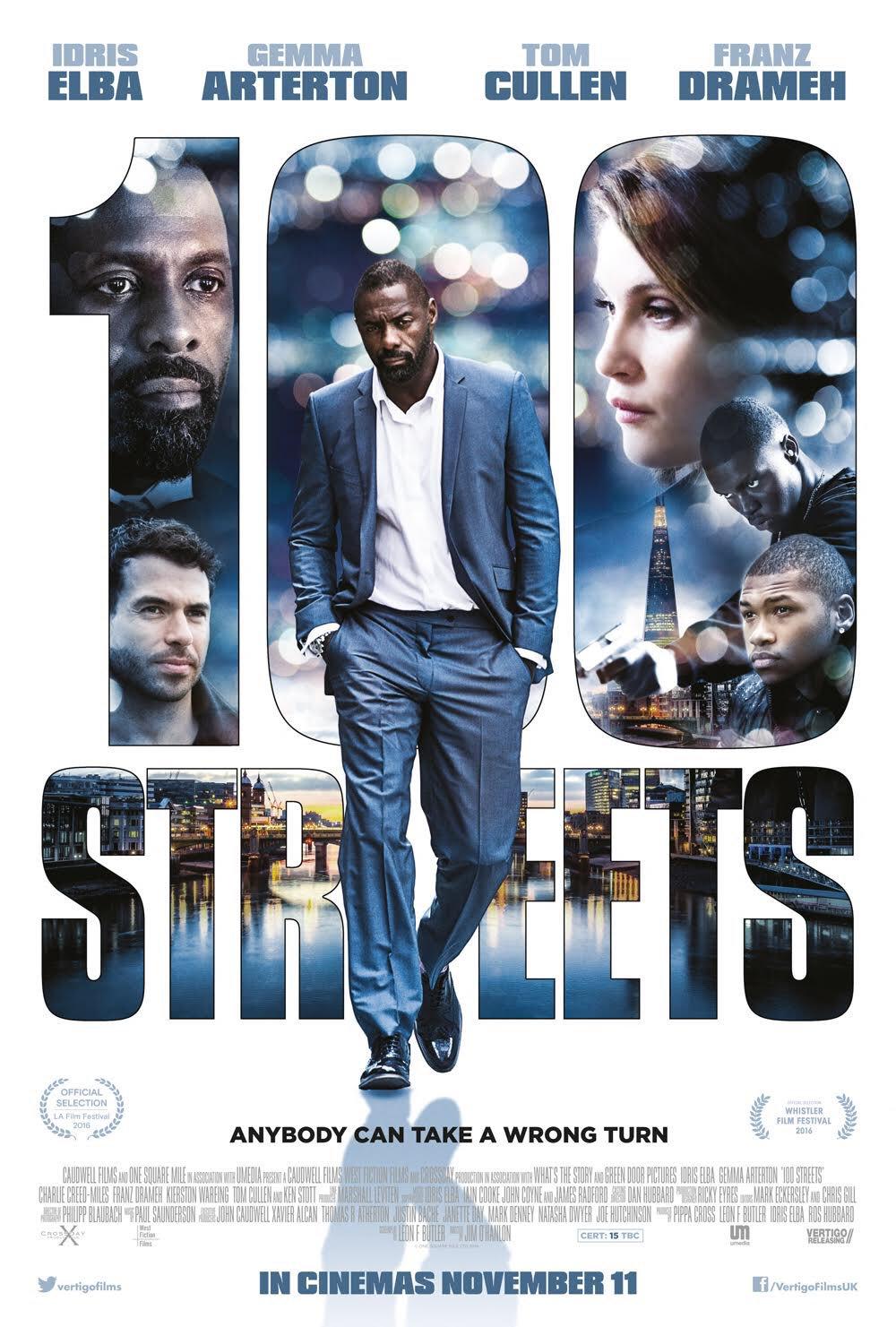 100 Streets Film