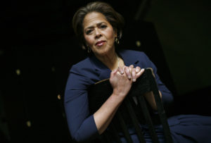 Actress Anna Deavere Smith