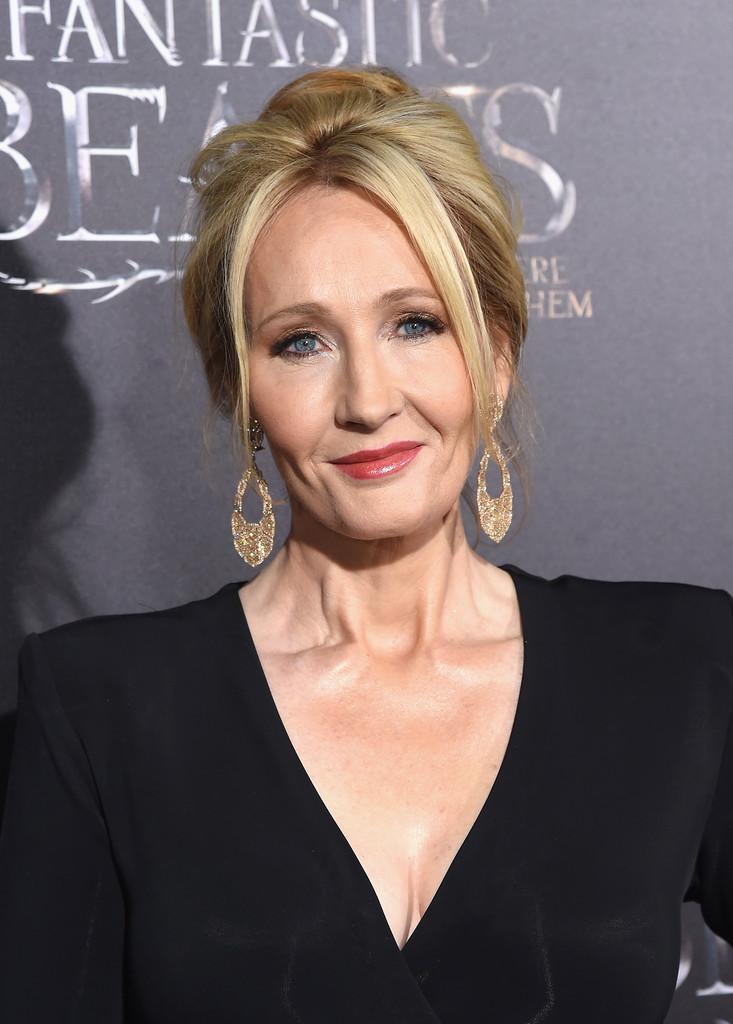 Joanne K Rowling Filme