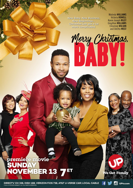 Merry Christmas, Baby (TV Movie 2016)