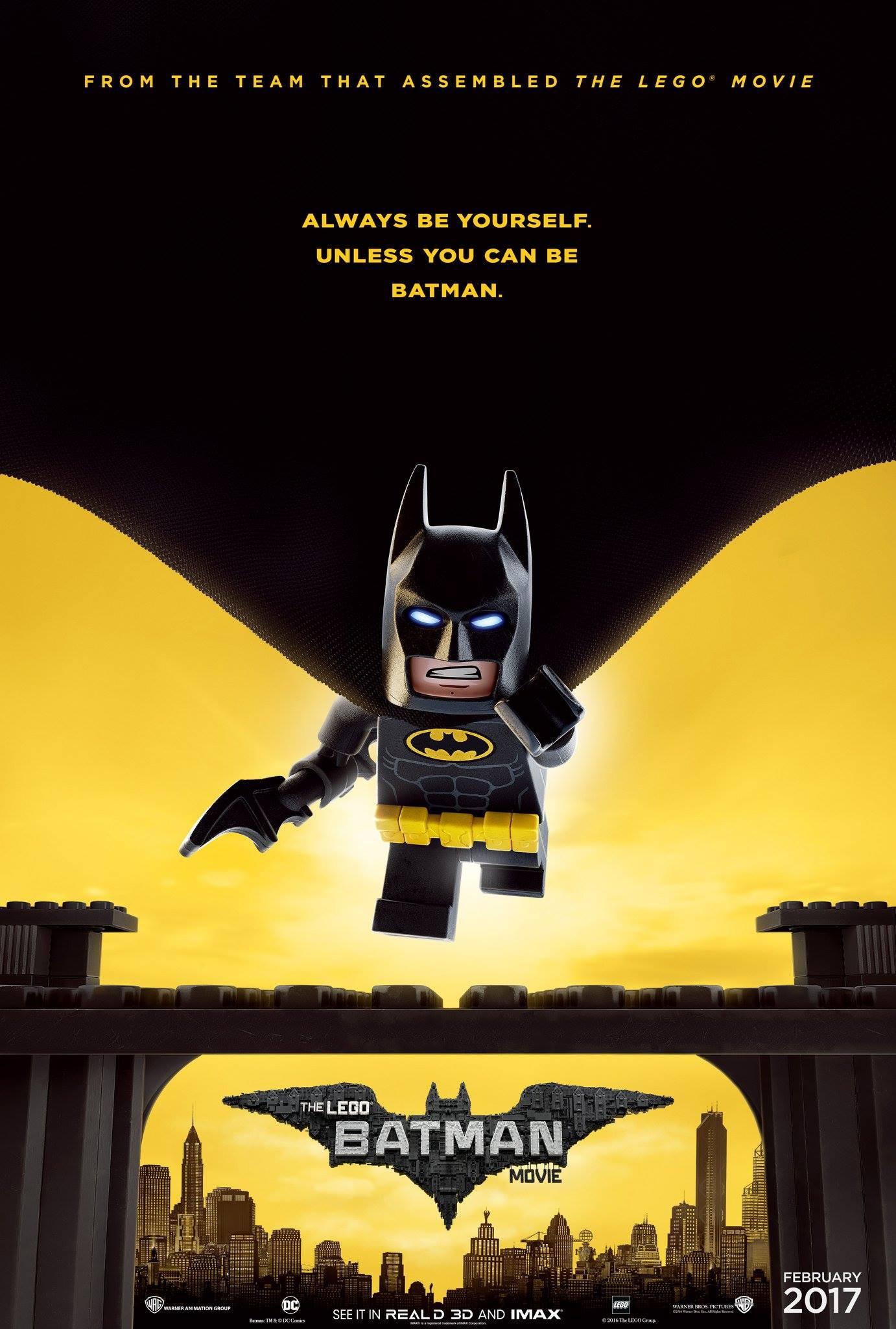 New Trailer To The LEGO Batman Movie - blackfilm.com/read ...