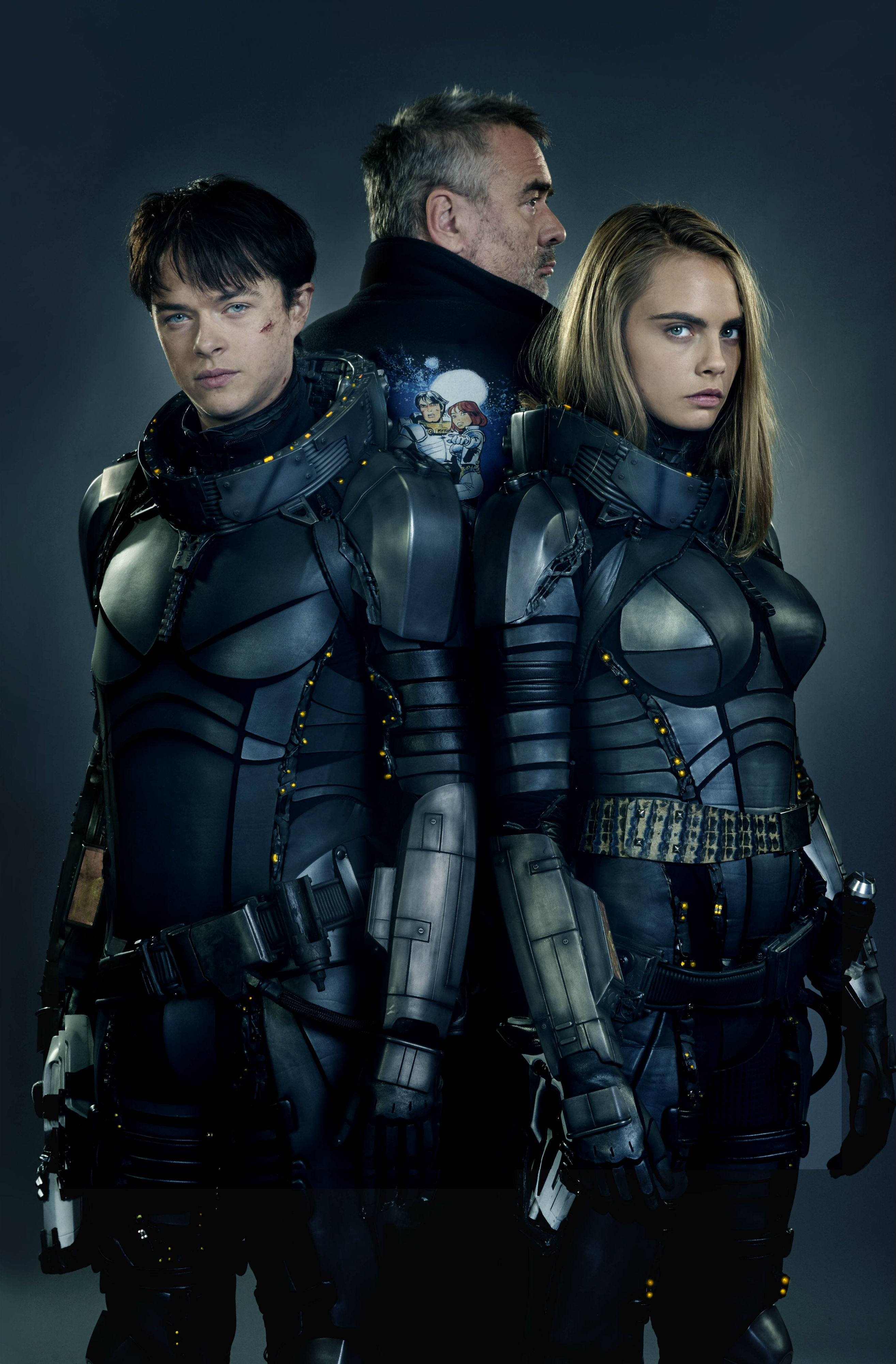 new trailer to luc besson�s �valerian and the city of a