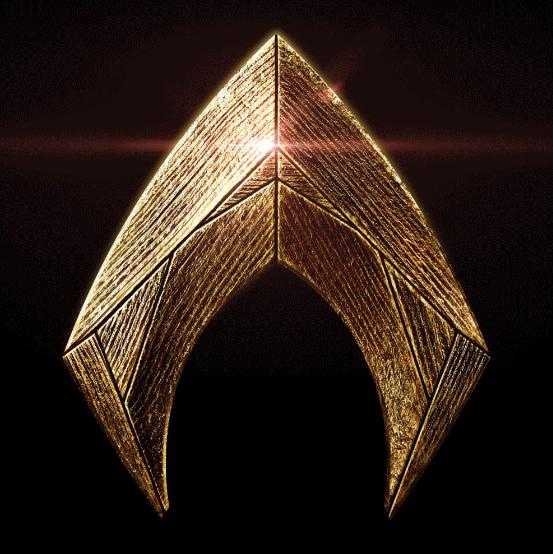 Aquaman Logo - blackfi...