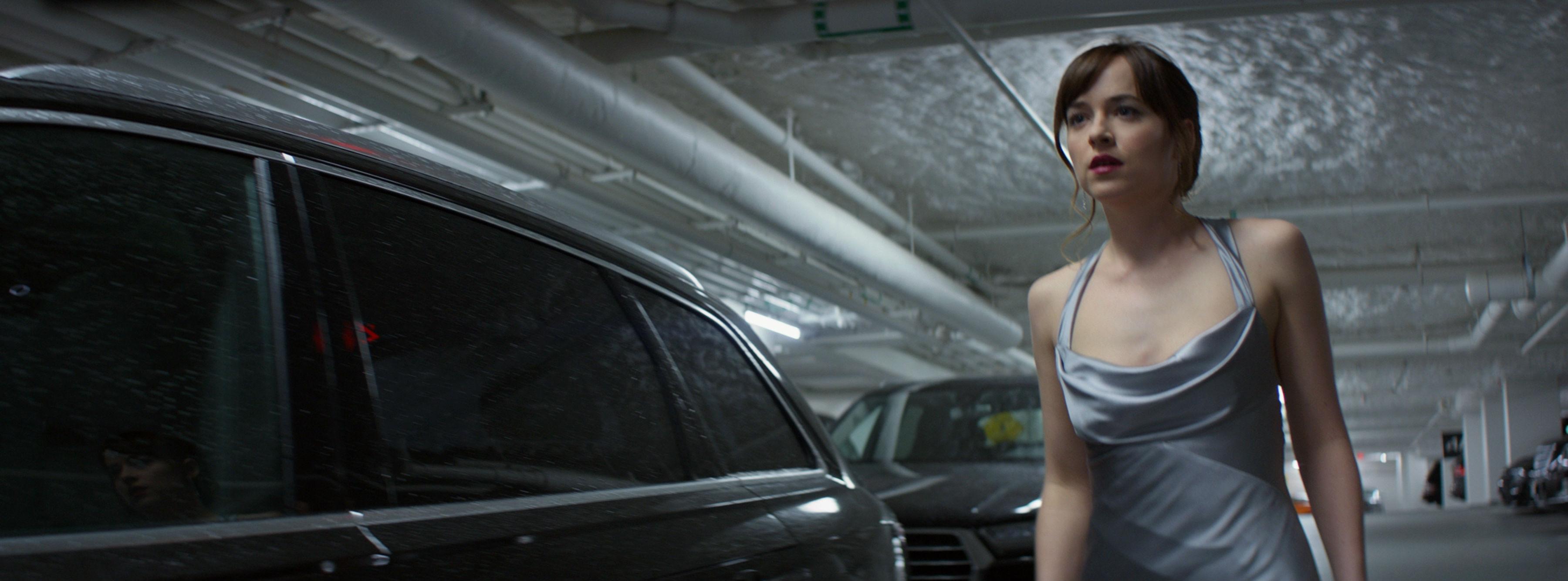 WATCH: New Fifty Shades Darker trailer released