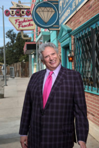 HAIRSPRAY LIVE! -- Season: 1 -- Pictured: Harvey Fierstein -- (Photo by: Chris Haston/NBC)