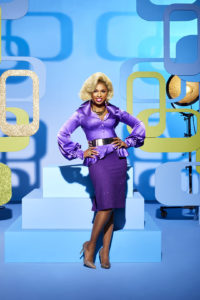 HAIRSPRAY LIVE! -- Season: 2016 -- Pictured: Jennifer Hudson as Motormouth Maybelle -- (Photo by: Brian Bowen Smith/NBC)