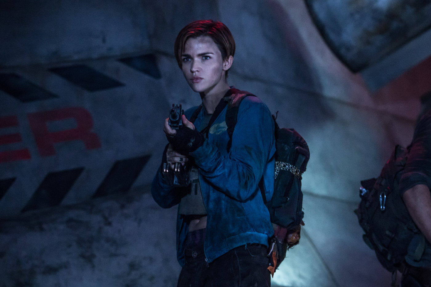 Ruby Rose Drops Resident Evil The Final Chapter Movie: Resident Evil The Final Chapter 24