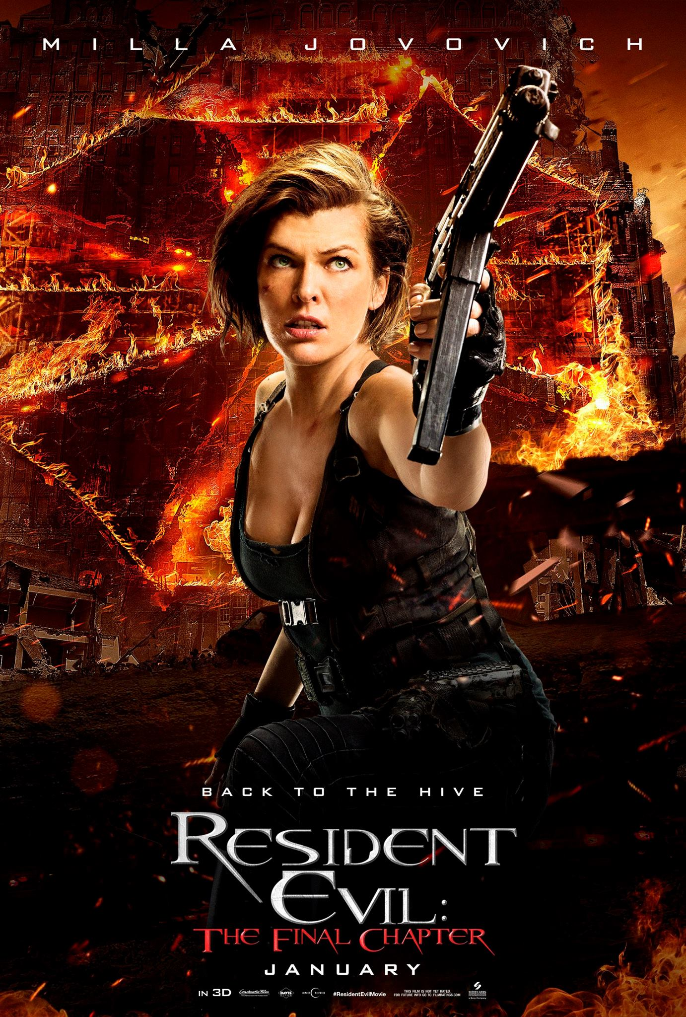 TODAY I WATCHED... (Movies, TV) 2017 - Page 6 Resident-Evil-The-Final-Chapter-poster-Milla-Jovovich